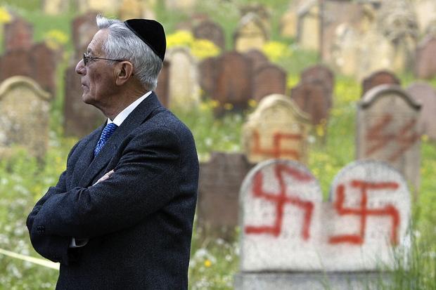 rassismus antisemitismus zentralrat-der-juden araber juden flüchtlinge
