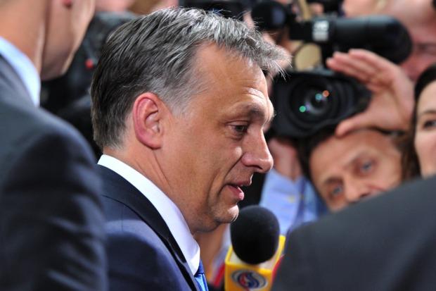 medien pressefreiheit ungarn grundgesetz viktor-orban