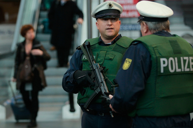 islam gewerkschaft-der-polizei polizei islamisierung terrorismus islamischer-staat frauke-petry