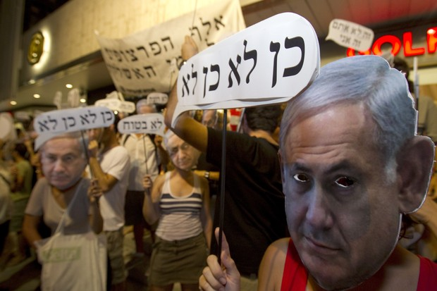 israel finanzkrise globalisierung protest nahost-konflikt systemfrage