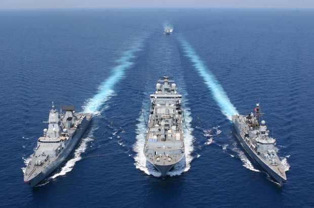 sicherheitspolitik bundeswehr somalia wirtschaft use-of-force