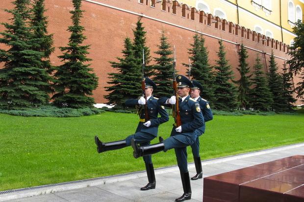 russland wladimir-putin dmitri-medwedew