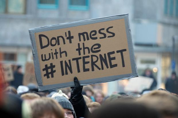 internet acta demokratiedefizit urheberrecht