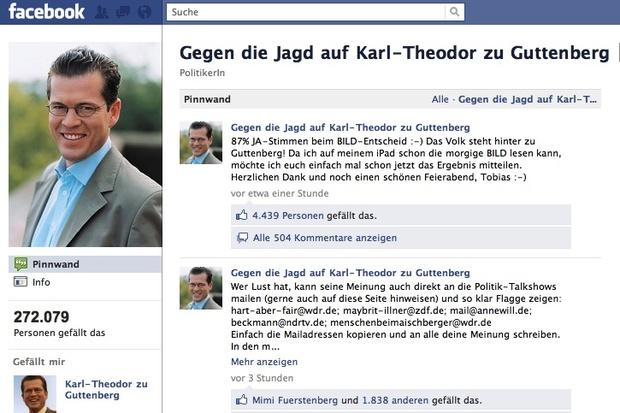gesellschaft plagiat doktortitel karl-theodor-zu-guttenberg