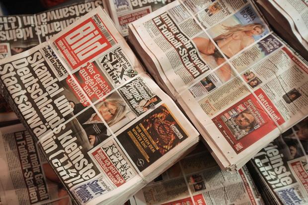 journalismus bild medien bild-zeitung boulevard-medien