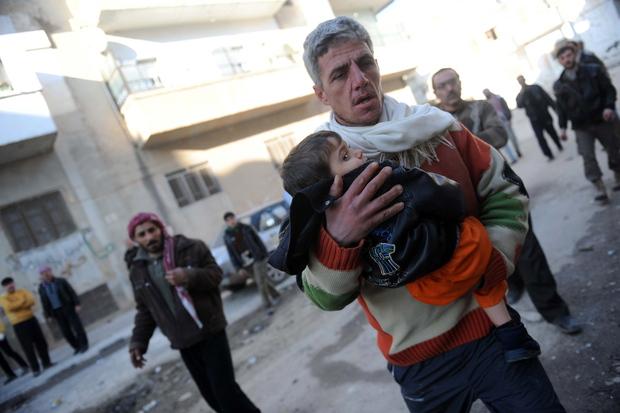 syrien libyen un-sicherheitsrat humanitaere-intervention assad