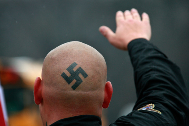 rassismus antisemitismus amerika neonazis nazi donald-trump