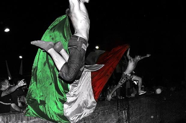 italien nationalismus silvio-berlusconi