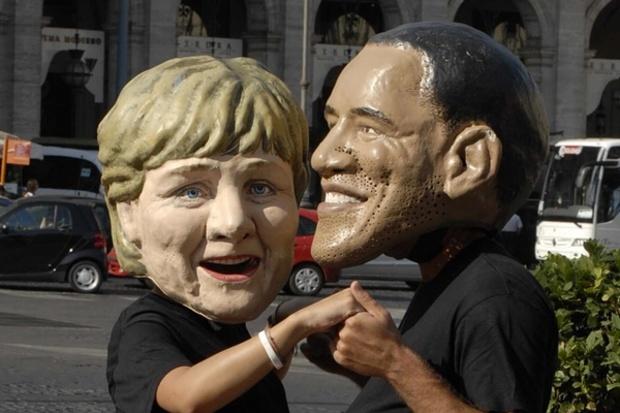 angela-merkel usa barack-obama deutschland transatlantische-freundschaft