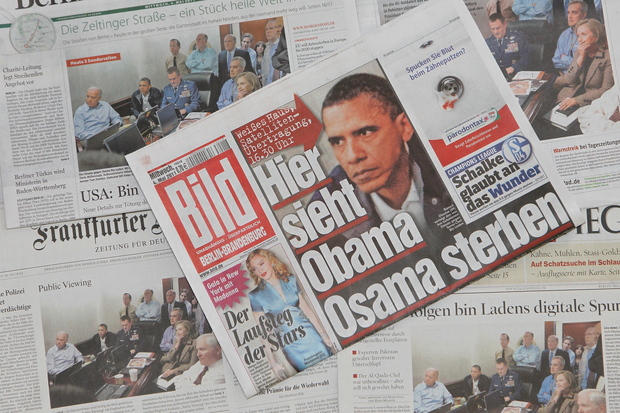 barack-obama deutschland medien osama-bin-laden tod