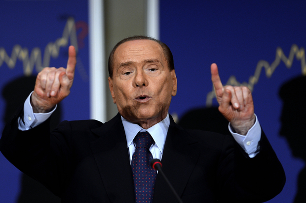 deutschland italien populismus euro silvio-berlusconi