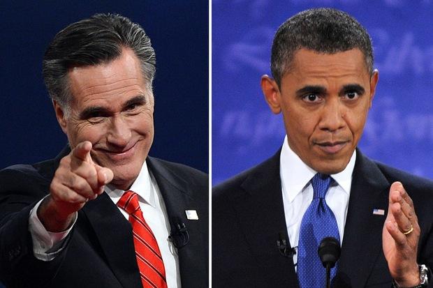 us-praesident usa wahlkampf barack-obama mitt-romney
