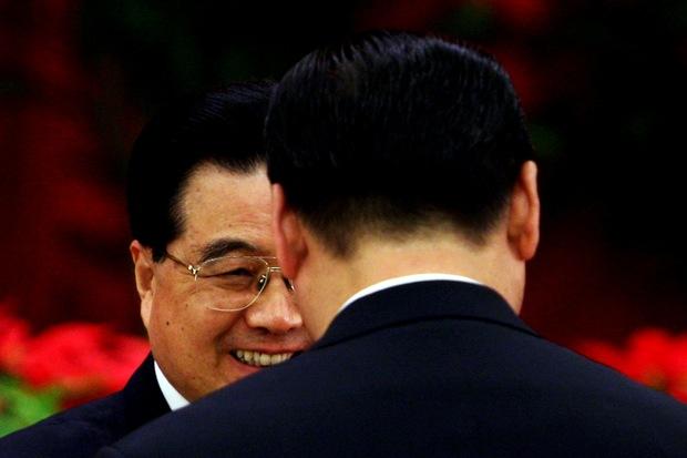 china kommunismus hu-jintao
