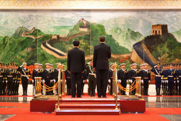 usa barack-obama china asien pazifisches-jahrhundert