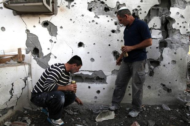 israel palaestina gaza