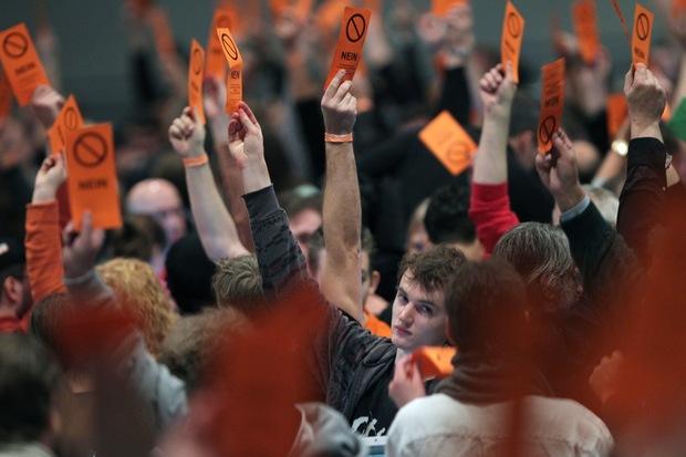 demokratie basisdemokratie piratenpartei parteitag deliberative-demokratie direktdemokratie