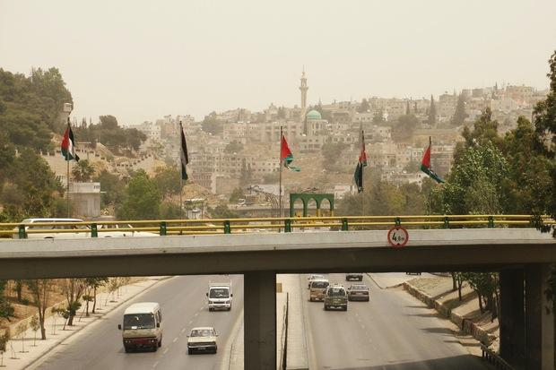 energie jordanien arabischer-fruehling erdoel