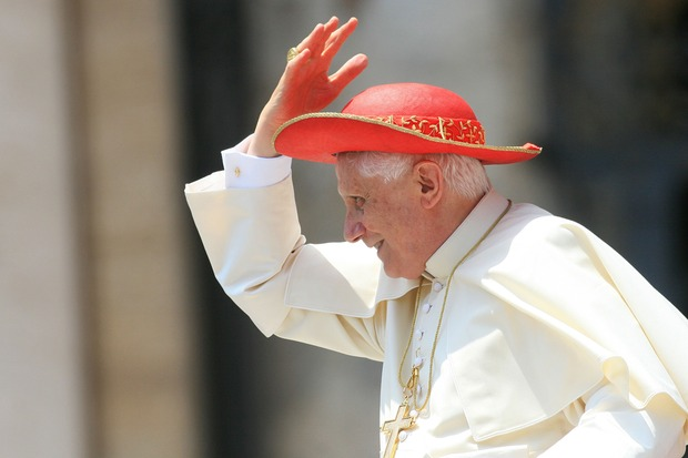papst-benedikt-xvi ruecktritt rhetorik
