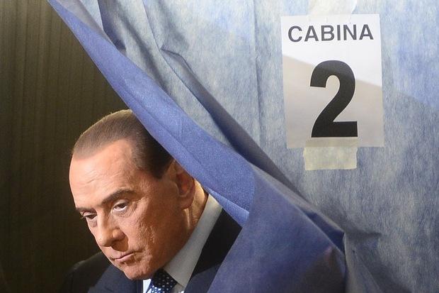 wahlkampf mittelstand italien silvio-berlusconi mario-monti