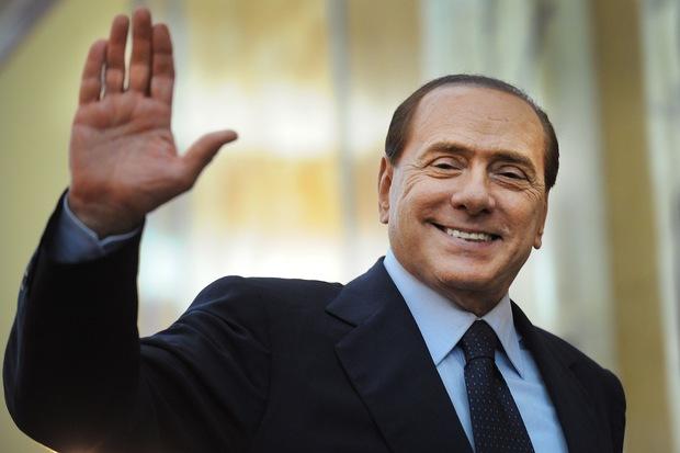 angela-merkel europaeische-union italien sparpolitik silvio-berlusconi