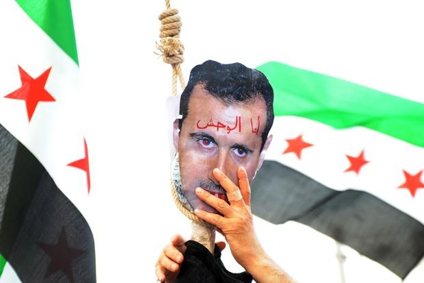 syrien baschar-hafiz-al-assad assad