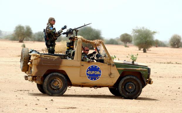 europa-politik sicherheitspolitik verteidigung eurokrise