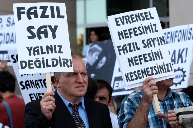 türkei pressefreiheit meinungsfreiheit recep-tayyip-erdogan