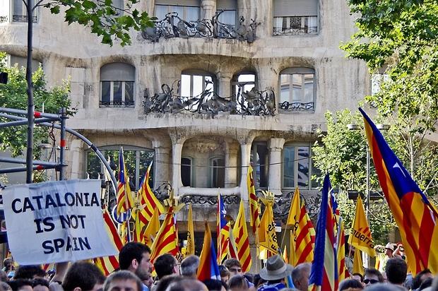 europaeische-union schottland eurokrise katalonien separatismus