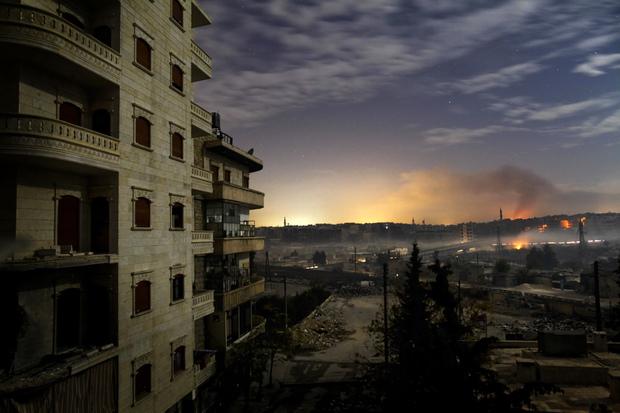 syrien nahost buergerkrieg waffenexport