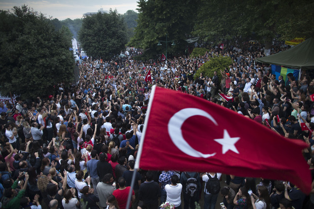 recep-tayyip-erdogan democracy turkey occupy-gezi