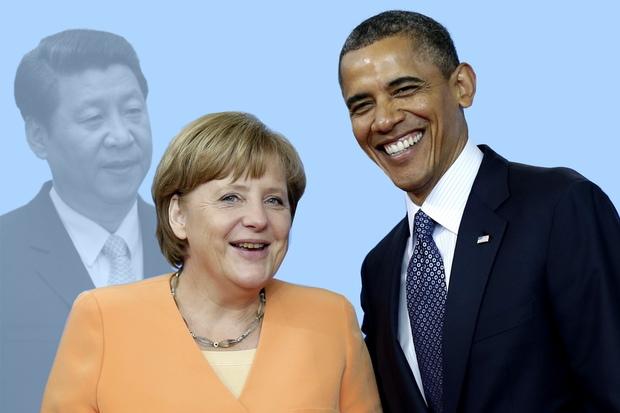 usa china deutschland transatlantische-freundschaft geopolitik
