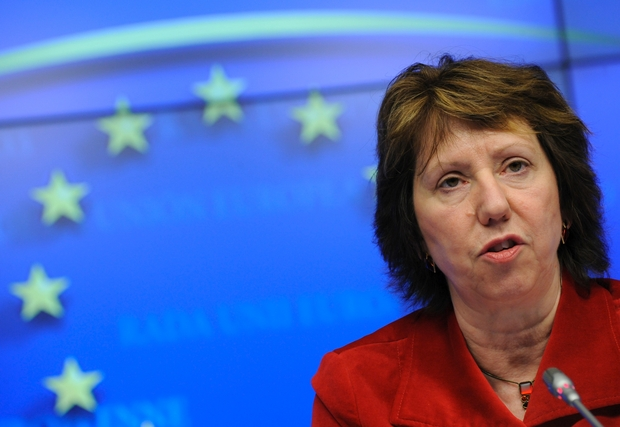 europaeische-union catherine-ashton henry-kissinger