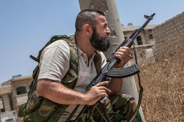 krieg nato syrien islamismus