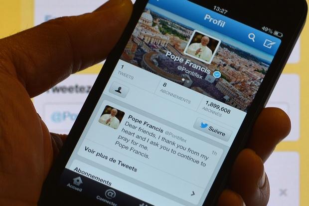soziales-netzwerk twitter papst seele papst-franziskus