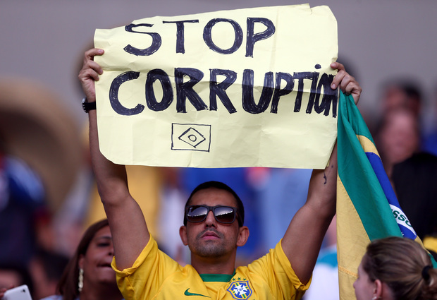 protest brasilien olympia lateinamerika
