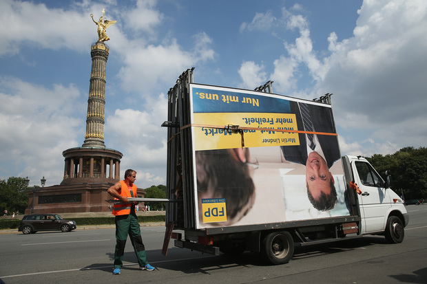 wahlkampf bundesregierung eurokrise bundestagswahl waehlerwille