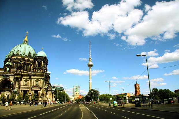 berlin start-up internet newconomy