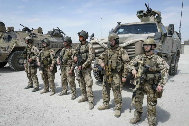 bundeswehr afghanistan krieg kunduz