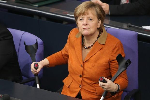 angela-merkel grosse-koalition