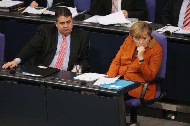 die-gruenen grosse-koalition opposition 100-tages-bilanz