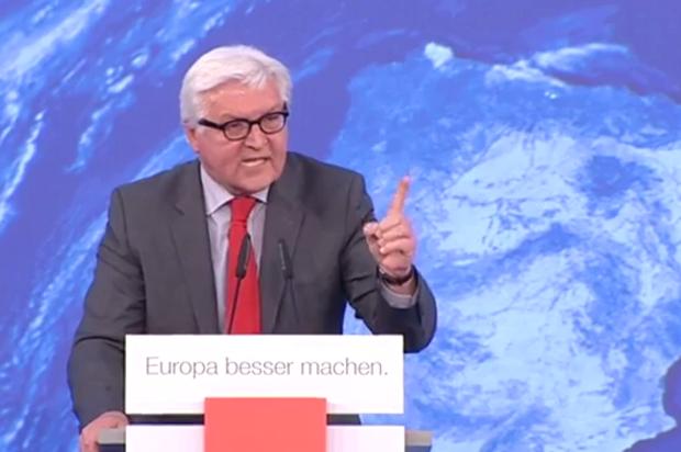 spd europa frank-walter-steinmeier