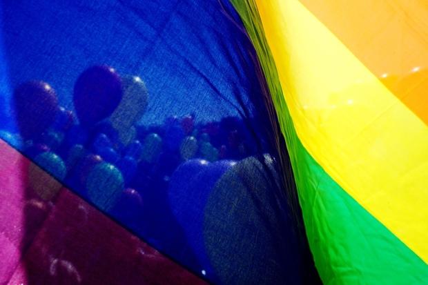 Homosexuell säubert Sex