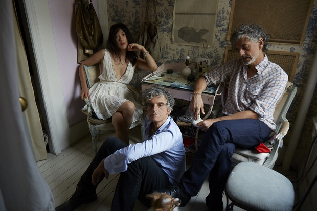 Thanks for blonde redhead blonde