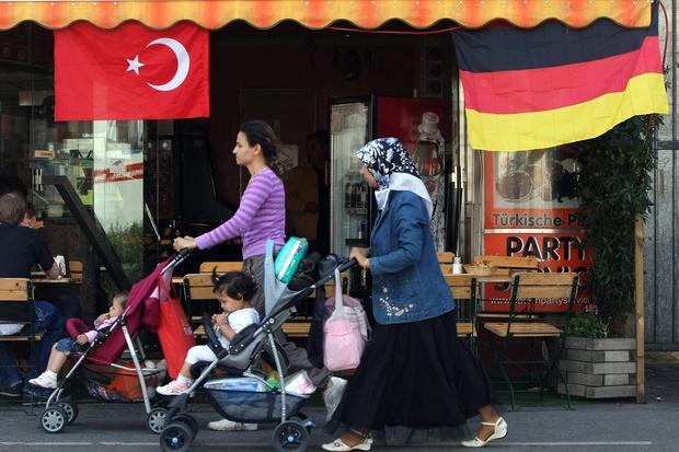 integration islam immigration muslime