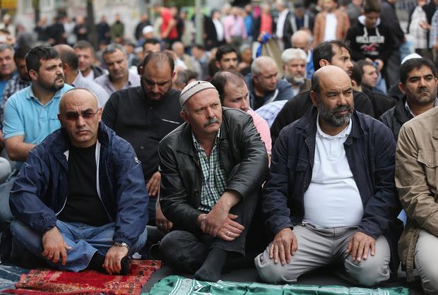 islam deutschland islamisten