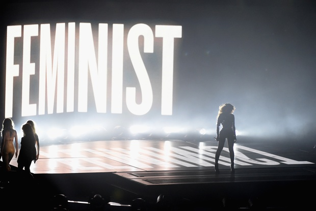 gender fashion-week inequality feminism music karl-lagerfeld beyoncé-knowles miley-cyrus fashion