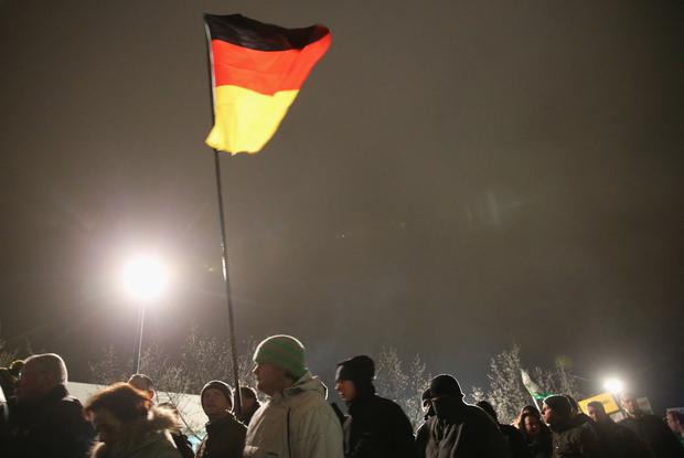 mindestlohn Reichsbürger flüchtlingskrise