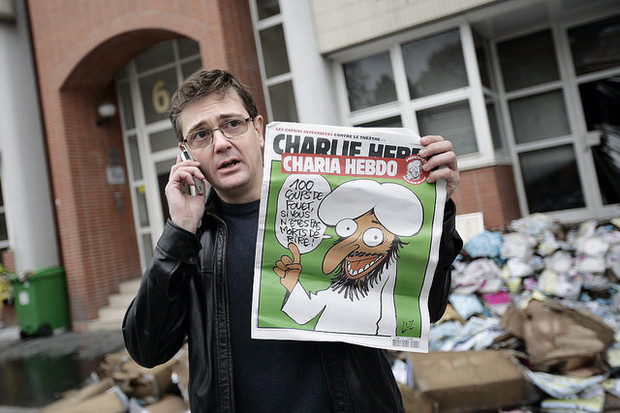 france charlie-hebdo press liberation