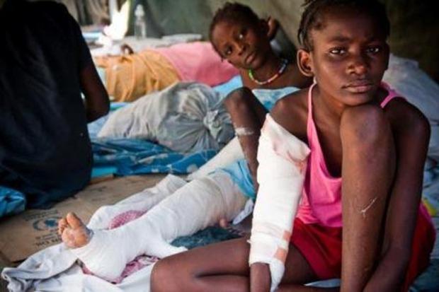 haiti gesundheitssektor wiederaufbau katastrophenschutz