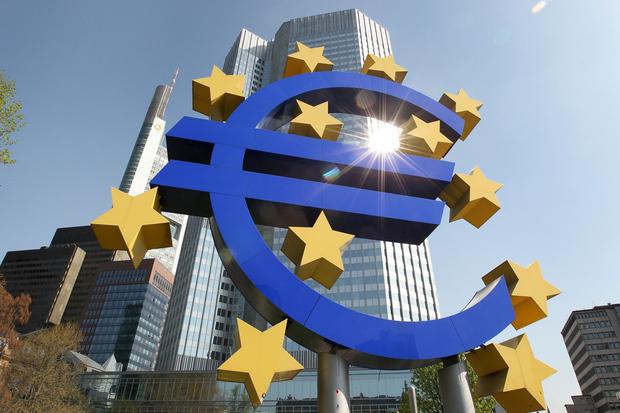 euro europaeische-zentralbank waehrungsunion us-dollar waehrung